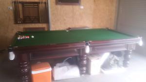 King george billiard table Drouin Baw Baw Area Preview