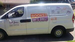 BOOK & GIFTS DIRECT FRANCHISE - MUST SELL DUE TO ILLNESS Wetherill Park Fairfield Area Preview