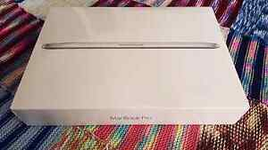 Macbook Pro 15inch 512gb sealed in box Holden Hill Tea Tree Gully Area Preview