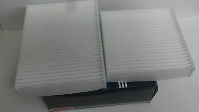 PEUGEOT 207 208 1.4 1.6 1.4HDi 1.6HDi Cabin Pollen Filter X2