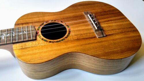 Hand made Solid Koa Tenor