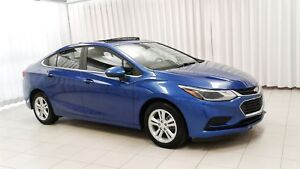 2017 Chevrolet Cruze LT TRUE NORTH TURBO EDITION SEDAN w/ ALLOYS