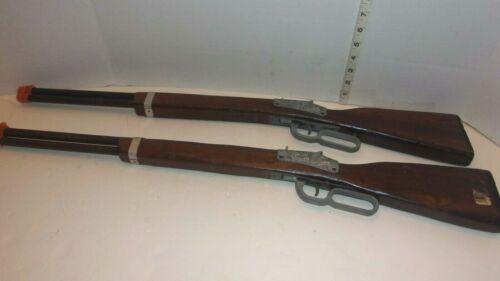 2 Vintage Civil War Toy Cap  Replicas by Parris Savannah TN. Model 5891 Working