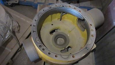 John Deere Re163878 Differental Housing 544j 624j Rear Wheel Loader Used Oem
