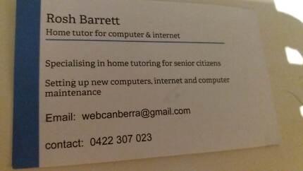 Computer home tutor