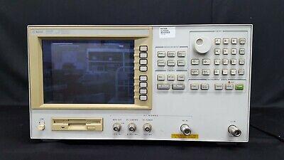 Hpagilentkeysight 4352b 10mhz To 3ghz Vcopll Signal Analyzer0858