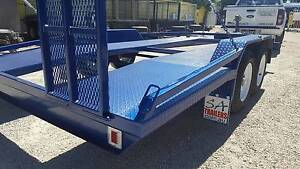 AUSSIE MADE CAR TRAILERS Burton Salisbury Area Preview