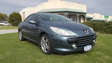 2006 Peugeot 307CC Convertible - Automatic Wangara Wanneroo Area Preview
