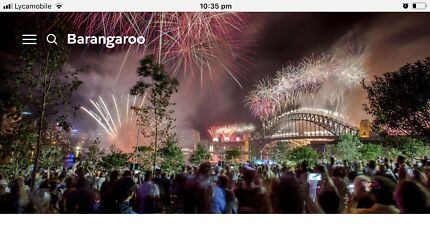 New Year Eve at Barangaroo Reserve - NYE