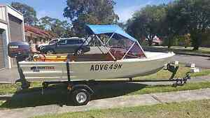 Quintrex Runabout Newcastle Newcastle Area Preview