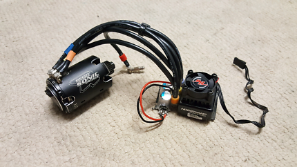 RC BRUSHLESS MOTOR & ESC COMBO