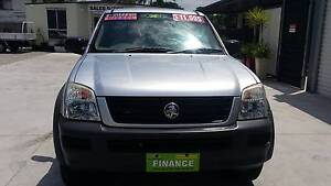 2006 Holden Rodeo DUAL CAB Ute 4 CYL TURBO DIESEL 4X4 Archerfield Brisbane South West Preview