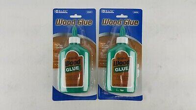 2 Pack Lot Wood Glue