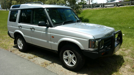 04 Landrover Discovery Td5 auto 5seats,RWC, low km