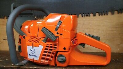 HOLZFFORMA HUZTL G372XP CHAINSAW POWERHEAD NEW TESTED WITH OEM HUSQVARNA 372 HAN