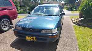 1994 toyota corolla Rutherford Maitland Area Preview