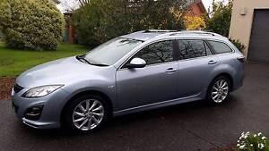 2012 Mazda Mazda6 Wagon Curtin Woden Valley Preview