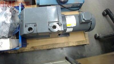 Pfeiffer 016b 91463-1 Vacuum Pump W Baldor Vm3546 1 Hp 230460 Ac Motor