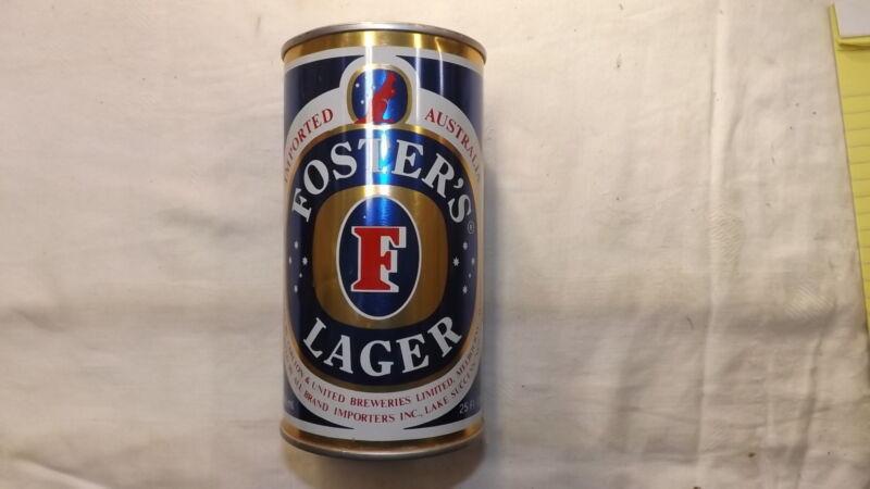 Vintage Fosters Lager 740ml Beer Can Steel  y