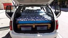 2002 Holden Commodore NEW: WA-Rego + Service /Backpacker/Camping Sydney City Inner Sydney Preview