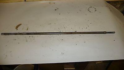 109.20630 6 Craftsman Metal Lathe Lead Screw 109