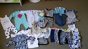 Size 000 baby boy or unisex bundle Boondall Brisbane North East Preview