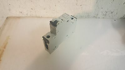 Siemens 4A Circuit Breaker, 5SY41, MCB, C4, 1 Pole, Used, Warranty