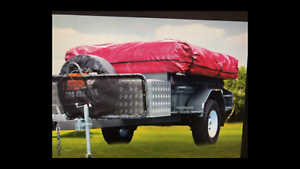 MDC 7X 4 Off-road Camper Trailer