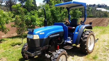 Euroleopard 304 tractor