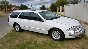 FORD FALCON-9MONTHS WARRANTY-WELL SERVICED Lathlain Victoria Park Area Preview