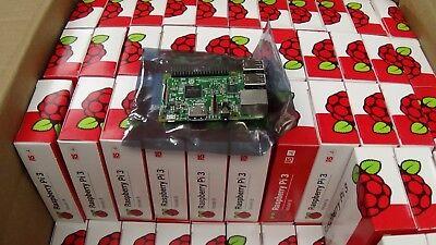 Raspberry Pi 3 Model B 1.2GHz 1GB RAM 64-bit Quad-core ARMv8 CPU