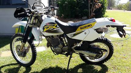 Suzuki DR 250 for sale Benaraby Gladstone City Preview