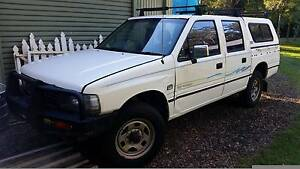 1996 Holden Rodeo Dual Cab 4x4 Ute Landsborough Caloundra Area Preview