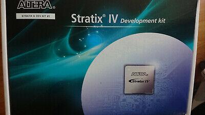 Altera Stratix Iv Gx Fpga Dev Kit