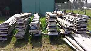 Special: Mountain ash (Tasmanian oak) timber slabs - bulk buy Austral Liverpool Area Preview