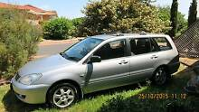 2007 Mitsubishi Lancer Wagon Jerrabomberra Queanbeyan Area Preview