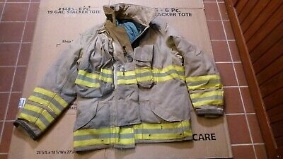 Globe - Firefighters Jacket Coat Turnout Bunker Gear Fireman Size 46