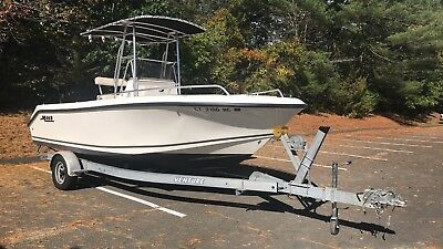 2006 Mako 1910 Center Console Boat