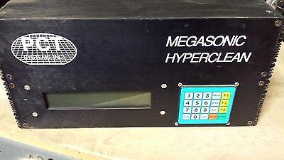 Pct Systems Megasonic Hyperclean Ultrasonic Generator Controller 6000 Ee