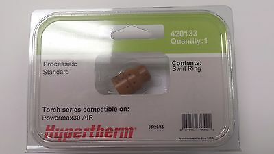 Hypertherm Genuine Powermax 30 Air Swirl Ring 420133