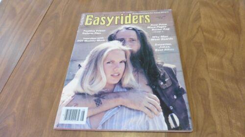 EASYRIDERS MAGAZINE AUGUST 1978
