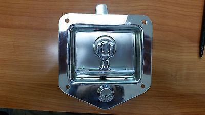 T - Handle Heavy Duty Industrial Locks. Part 215 With Key