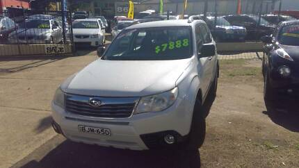 2009 Subaru Forester SUV Homebush Strathfield Area Preview