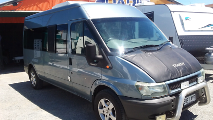 Ford Transit Campervan 2005 St Marys Mitcham Area Preview