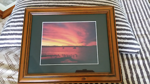 Timber photo frames Belmont North Lake Macquarie Area Preview