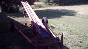 Elevator for wood,dirt or what ever. $500.