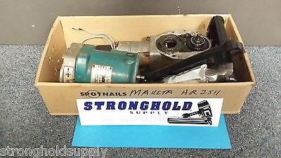 USED 612796-7 ARMATURE FOR MAKITA HR2511 -ENTIRE PICTURE NOT FOR SALE