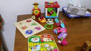 Up to 2 year old toddler toys West Ryde Ryde Area Preview