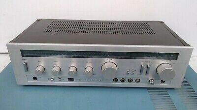 Sansui Integrated DC Servo Amplifier Model A-7 parts Parting Out, g211