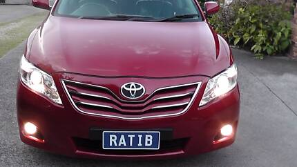 2010 CAMRY GRANDE TOP OF THE RANGE 6 MONTH REGO AND RWS Algester Brisbane South West Preview